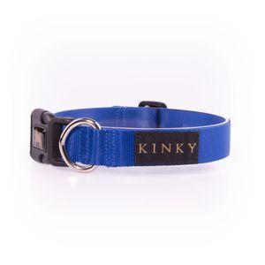 Kinky-Collar-Reata-Azul-Rey-L