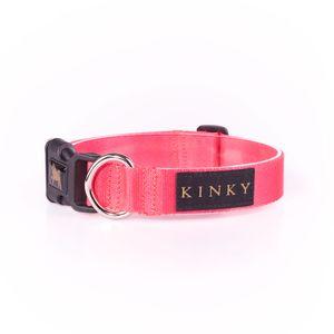 Kinky-Collar-Reata-Salmon-M