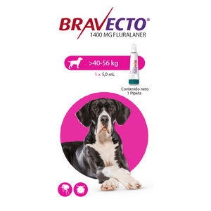 Antipulgas-Bravecto-Spot-On-40-a-56-KG-Para-Perro
