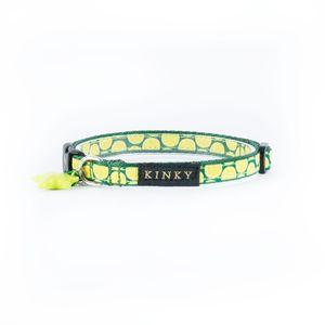 Kinky-Collar-Mini-Verde-Limones