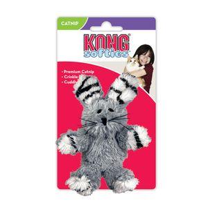 Juguete-Kong-Softies-Conejo-Para-Gato