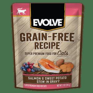 Alimento-Para-Gato---Evolve-Libre-de-Granos-Salmon-85-Gr