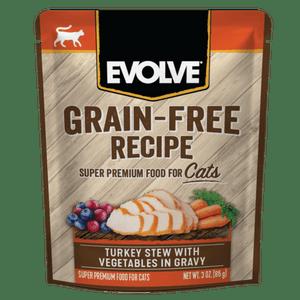 Alimento-Para-Gato---Evolve-Libre-de-Granos-Pavo-85-Gr