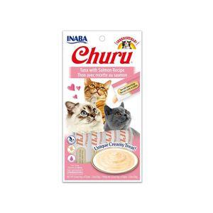 Alimento-Para-Gato---Inaba-Churu-Atun-y-Salmon-x-4-Unid