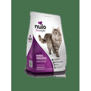 Alimento-Para-Gato---Nulo-Grain-Free-Hairball-Turkey-2.27-KG
