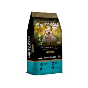 Alimento-Para-Perro---Agility-Gold-Obesos-1.5-KG