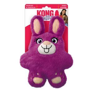 Juguete-Kong-Peluche-Snuzzies-Conejo-Medium-Para-Perro
