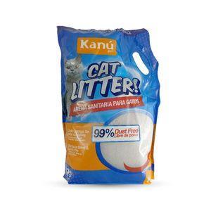 Arena-para-Gato-Cat-Litter-Kanu-4.5-KG-Nueva