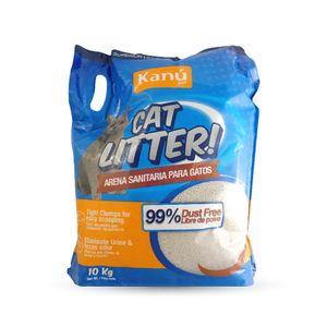 Arena-Para-Gato-Cat-Litter-Kanu-10-KG-Nueva